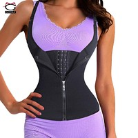 Adjustable Shoulder Strap Waist Trainer/Body Shaper