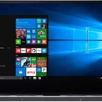 """Lenovo - Yoga 910 2-in-1 14"""" Touch-Screen Laptop - Intel Core i7 - 8GB Memory - 256GB Solid State Drive - Dark Grey"""