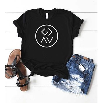 God is Greater Than the Ups & Downs Graphic Tee