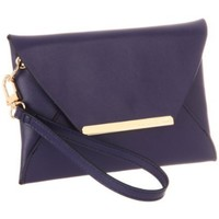 BCBG Mini Harlow Wristlet - designer shoes, handbags, jewelry, watches, and fashion accessories | endless.com