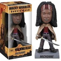 The Walking Dead Bobble Head - Michonne