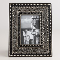 Black and White Ravi Frame