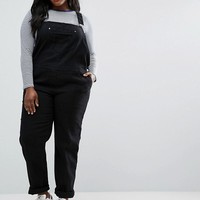 ASOS CURVE 90s Style Overalls at asos.com