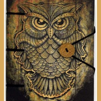 Wise Owl Journal