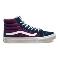 Vans Vintage Suede SK8-Hi Slim (grape royale)