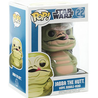 Funko Star Wars Pop! Jabba The Hutt Vinyl Bobble-Head