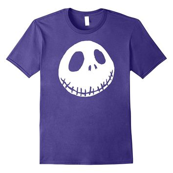 Disney Nightmare Before Christmas Jack Smile T Shirt