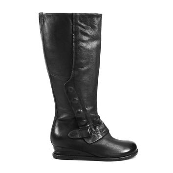 Miz Mooz Bennett Tall Boot Women's - Black