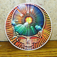 Grateful Dead Sunrise SYF Vinyl Sticker -- 4 inches