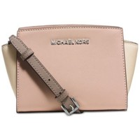 MICHAEL Michael Kors Selma Mini Messenger Bag | macys.com