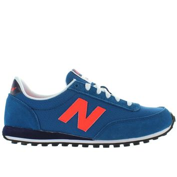 new balance 410 capsule winter bright suede mesh running sneaker