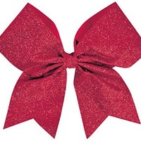 Chassé Glitter Performance Hair Bow