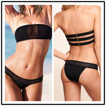 Sexy Bikini Set Ladies Swimwear Bathing Suits For Women = 4803774596