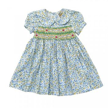 Carrie Smocked Dress