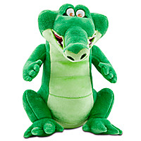 Tick-Tock Plush - Peter Pan - Medium - 12''