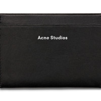 Acne Studios - Card new black