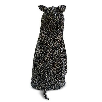 Cuddleroo Baby Carrier Cover. Lively Leopard