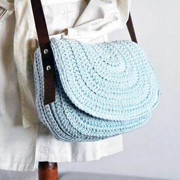 Shop Crochet Bag Straps On Wanelo