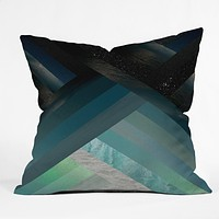 Kei Yumi Throw Pillow