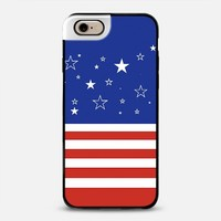 Stars and Stripes iPhone 6 case by Christy Leigh | Casetify