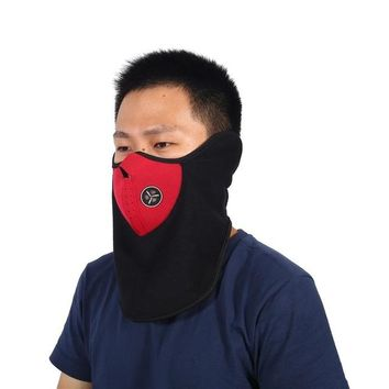 2017 Motorcycle Warm Half Face Mask Dust-Proof Neck Cover Winter Windproof Dustproof for Men's Outdoor Ski Sports riding HOT
