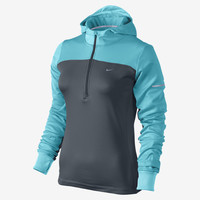 The Nike Thermal Half-Zip Women's Running Hoodie.