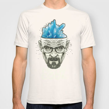 Meth Cook T-shirt by Maioriz Home