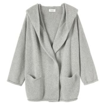 Women's Ceres Hooded Cardigan in Newly Added