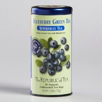 The Republic of Tea Blueberry Superfruit Tea, 50-Count - World Market