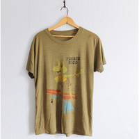 Vintage 70's Surfin' Frog In Puerto Rico Destroyed Tee