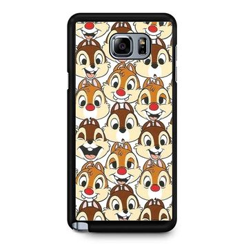 Chip And Dale Samsung Galaxy Note 5 Case