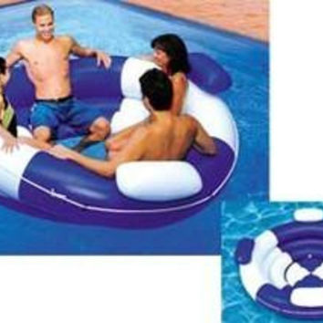 Swimming Pool Inflatable Lounger - Inflatable