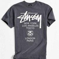 Stussy World Tour Tee