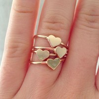 Heart Love Ring | SABO SKIRT