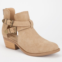 Soda Autry Womens Boots Natural  In Sizes