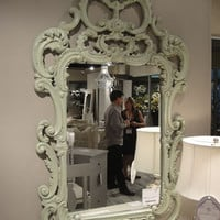 SHABBY CHIC?- Deauville Ornate Mirror