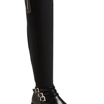 Women's N.Y.L.A. 'Bethanie' Over the Knee Boot,