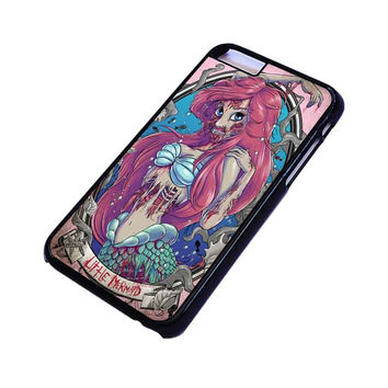 THE ZOMBIE MERMAID PRINCESS Disney iPhone 6 Case