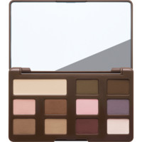 Chocolate Chip Matte Eyeshadow Palette - Too Faced