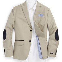 Boy's BOSS Kidswear Elbow Patch Sport Coat