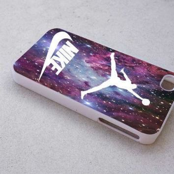 VONR3I jordan apple galaxy nebula case for iPhone 4/4s/5/5s/5c/6/6+ case,iPod Touch 5th Case,