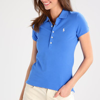 Polo Ralph Lauren JULIE - Polo shirt - brilliant blue
