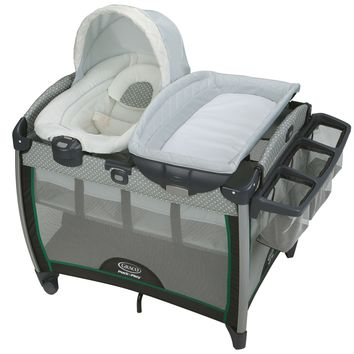 Pack 'n Play® Playard Quick Connect™ Portable Bouncer   gracobaby.com