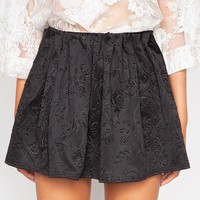 Brocade skater skirt - Shop the latest Fashion Trends