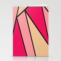 Initial Here Stationery Cards by Kat Mun | Society6