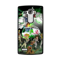 SCOOBY DOO GHOST BUSTERS LG G4 Case Cover