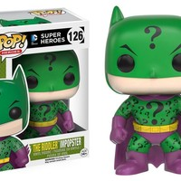 The Riddler ImPOPster Funko Pop! Figure #126