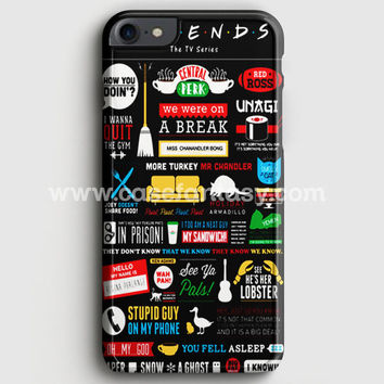 Friends Tv Show iPhone 7 Case | casefantasy