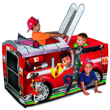 Nick Jr. Paw Patrol Play Tent - Marshall's Fire Truck