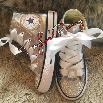 Bling Converse (All Star) Toddler